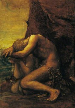 Adam and Eve | George Frederic Watts | Oil Painting