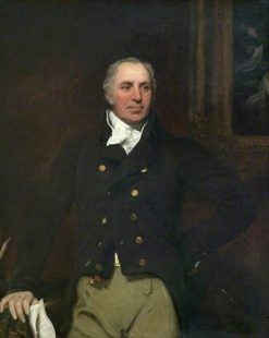 Richard Arkwright Junior (1755-1843) | Henry William Pickersgill | Oil Painting