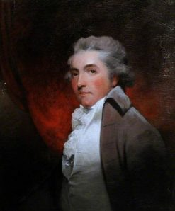 Edward Constable | John Hoppner | Oil Painting