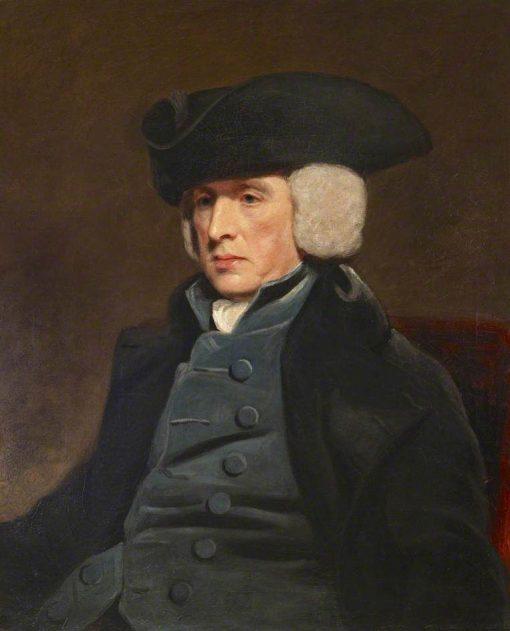 Beilby Porteus (1731-1801) | John Hoppner | Oil Painting