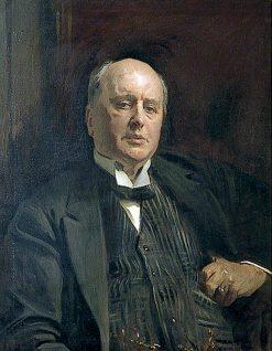 Henry James (1843-1916) (copy after John Sargent) | Reginald Grenville Eves | Oil Painting