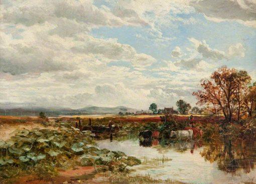 Landscape | Samuel Bough | Oil Painting