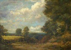 Scottish Landscape | Samuel Bough | Oil Painting
