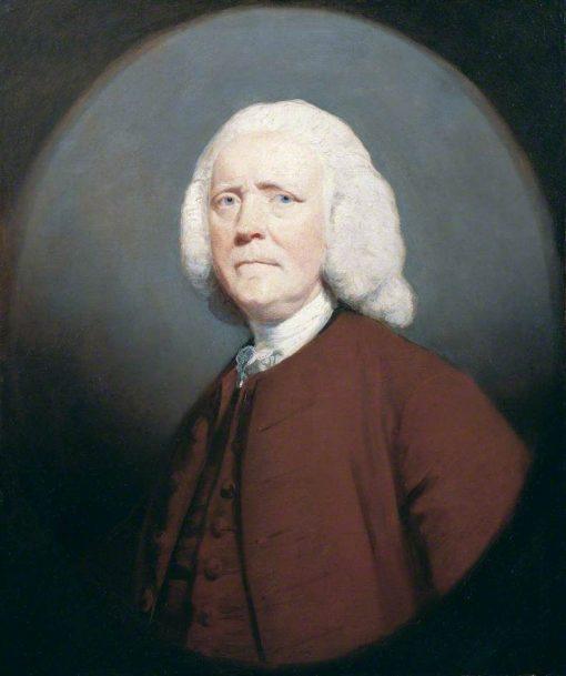 Charles Smith | Sir Joshua Reynolds | Oil Painting