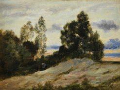 Treescape | Stanislas LEpine | Oil Painting