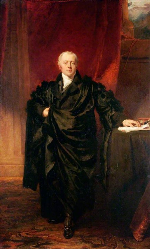 Charles Harvey | Thomas Lawrence | Oil Painting