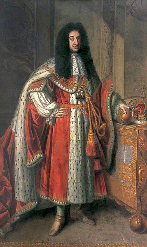 William III (1650-1702)   Willem Wissing   Oil Painting