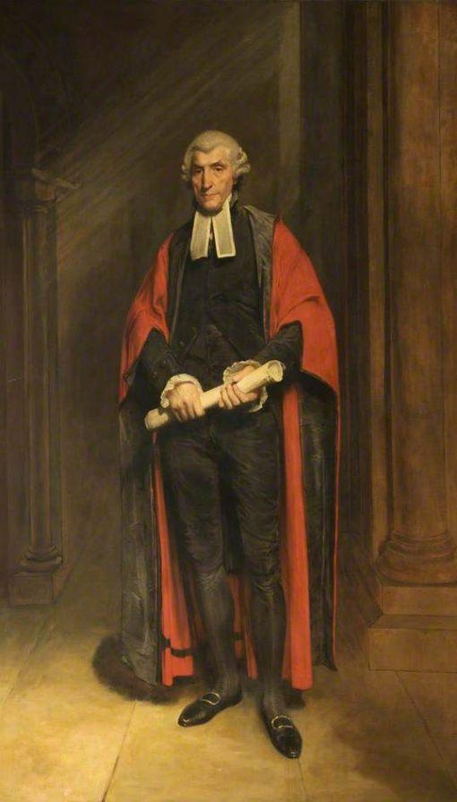 Hugh Leycester (1795-1814)