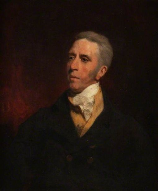 Abraham Caldecott | William Owen | Oil Painting