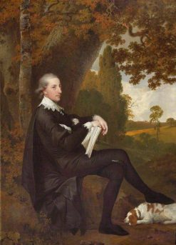 The Reverend Henry Case | Joseph Wright of Derby | Oil Painting