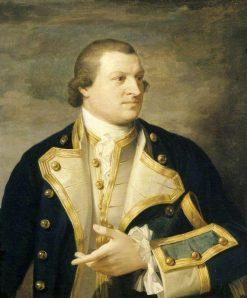 Captain John Neale Pleydell Nott (1732-1781)