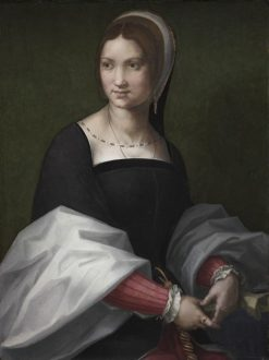 Portrait of a Woman | Andrea del Sarto | Oil Painting