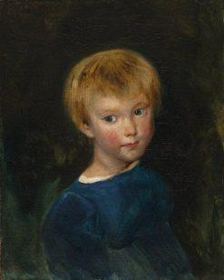 Marguerite-Juliette Pierret | Eugene Delacroix | Oil Painting