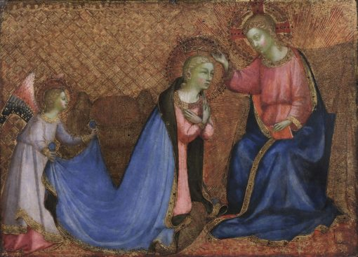 Coronation of the Virgin | Fra Angelico | Oil Painting
