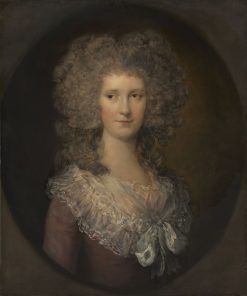 Portrait of Anne Joliffe | Gainsborough Dupont | Oil Painting