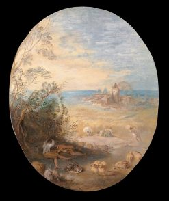 Summer | Jean Baptiste Pater | Oil Painting
