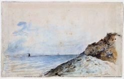 Le Havre | Johan Barthold Jongkind | Oil Painting