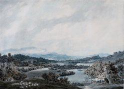 Italian Landscape | John Robert Cozens | Oil Painting