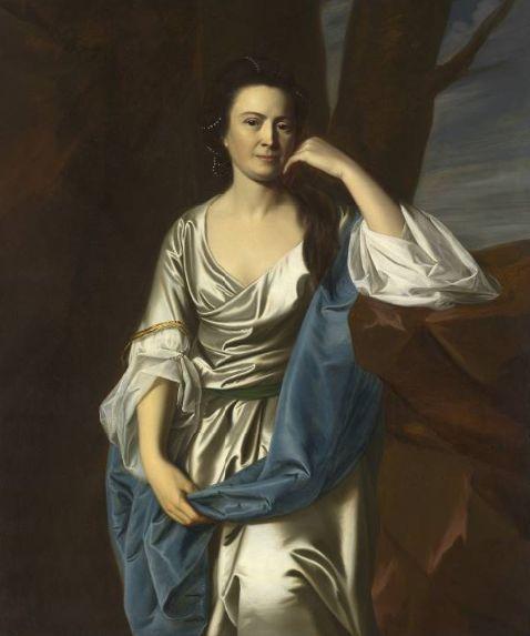 Catherine Greene | John Singleton Copley | Oil Painting
