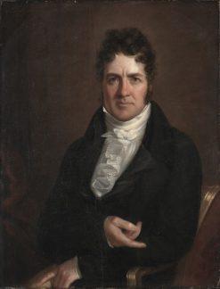 Thomas Abthorpe Cooper | John Wesley Jarvis | Oil Painting