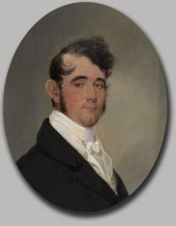 Benjamin Rouse | John Wesley Jarvis | Oil Painting