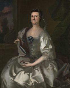 Hannah Wentworth Atkinson | Joseph Blackburn | Oil Painting