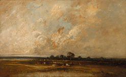 Marshland | Jules DuprE | Oil Painting