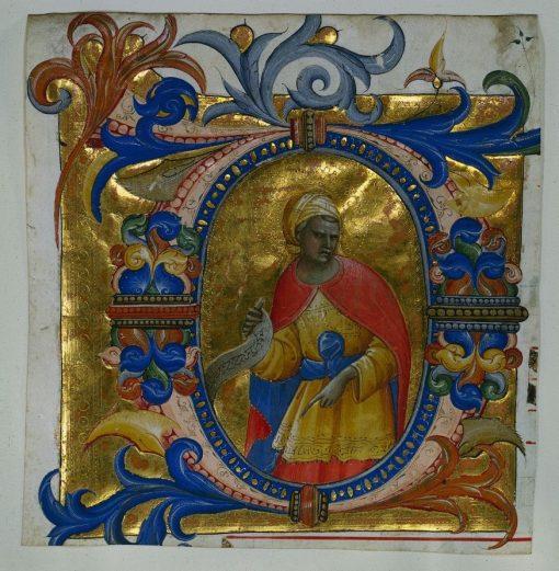 A Prophet   Lorenzo Monaco   Oil Painting
