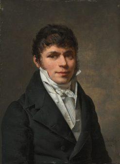 Nicolas Louis Faret   Martin Drölling   Oil Painting