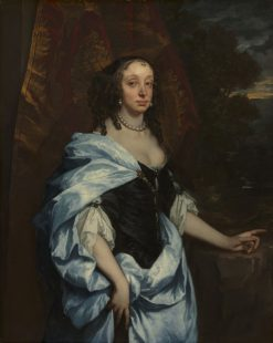 Mrs Leneve | Peter Lely | Oil Painting