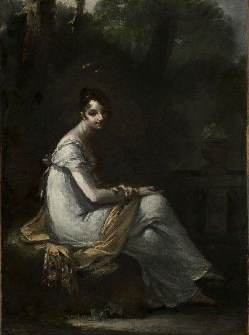 Mme. Dufresne | Pierre Paul Prud'hon | Oil Painting