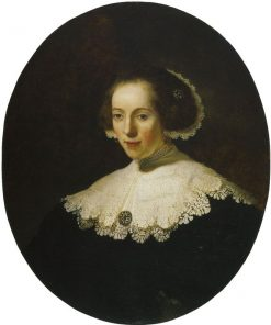 Portrait of a Woman | Rembrandt van Rijn | Oil Painting