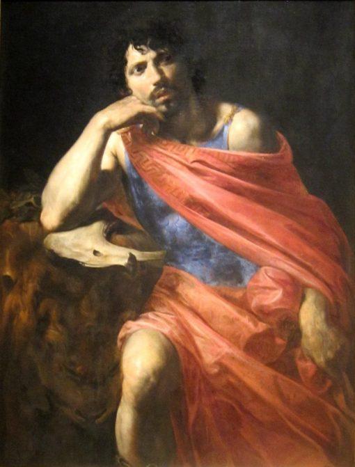 Samson | Valentin de Boulogne | Oil Painting