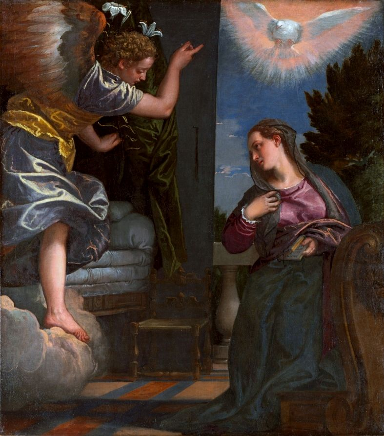 The Annunciation | Veronese | Oil Painting