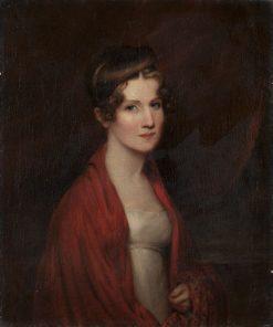 Mary Fairlie Cooper   William Dunlap   Oil Painting