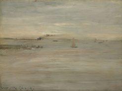 Marine | William Merritt Chase | Oil Painting