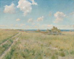 The Old Road to the Sea | William Merritt Chase | Oil Painting