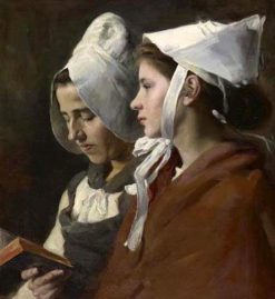 Etude | Elizabeth Nourse | Oil Painting