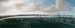 View of Ipswich | John Cleveley the Elder | Oil Painting