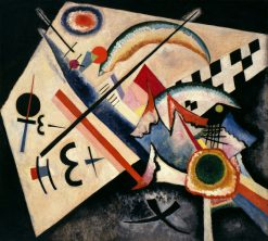 White Cross | Wassily Kandinsky | Oil Painting