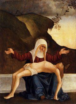 Pieta | Ludovico Mazzolino | Oil Painting