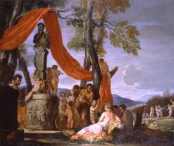 A Bacchanal | Giulio Carpioni | Oil Painting