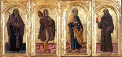 Four Saints (Anthony Abbott