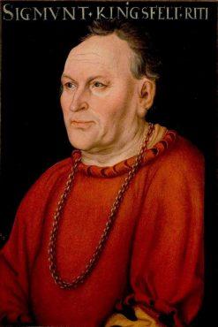 Sigmund Kingsfelt | Lucas Cranach the Elder | Oil Painting