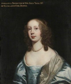 Apollonia Yate | Peter Lely | Oil Painting