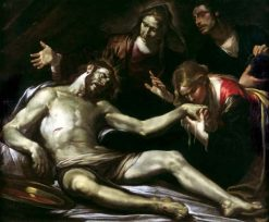 The Lamentation | Gioacchino Assereto | Oil Painting