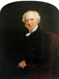 Reverend A. B. Wrightson (1793-1878) | Edmund Havell the Younger | Oil Painting