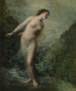 Andromeda   Henri Fantin Latour   Oil Painting