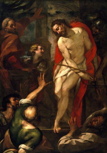 Ecce Homo | Giulio Cesare Procaccini | Oil Painting