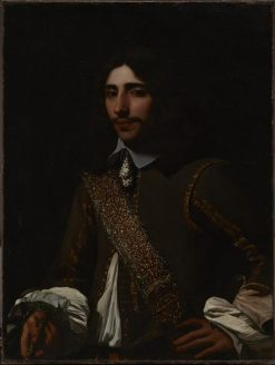Portrait of a Gentleman | Michiel Sweerts | Oil Painting